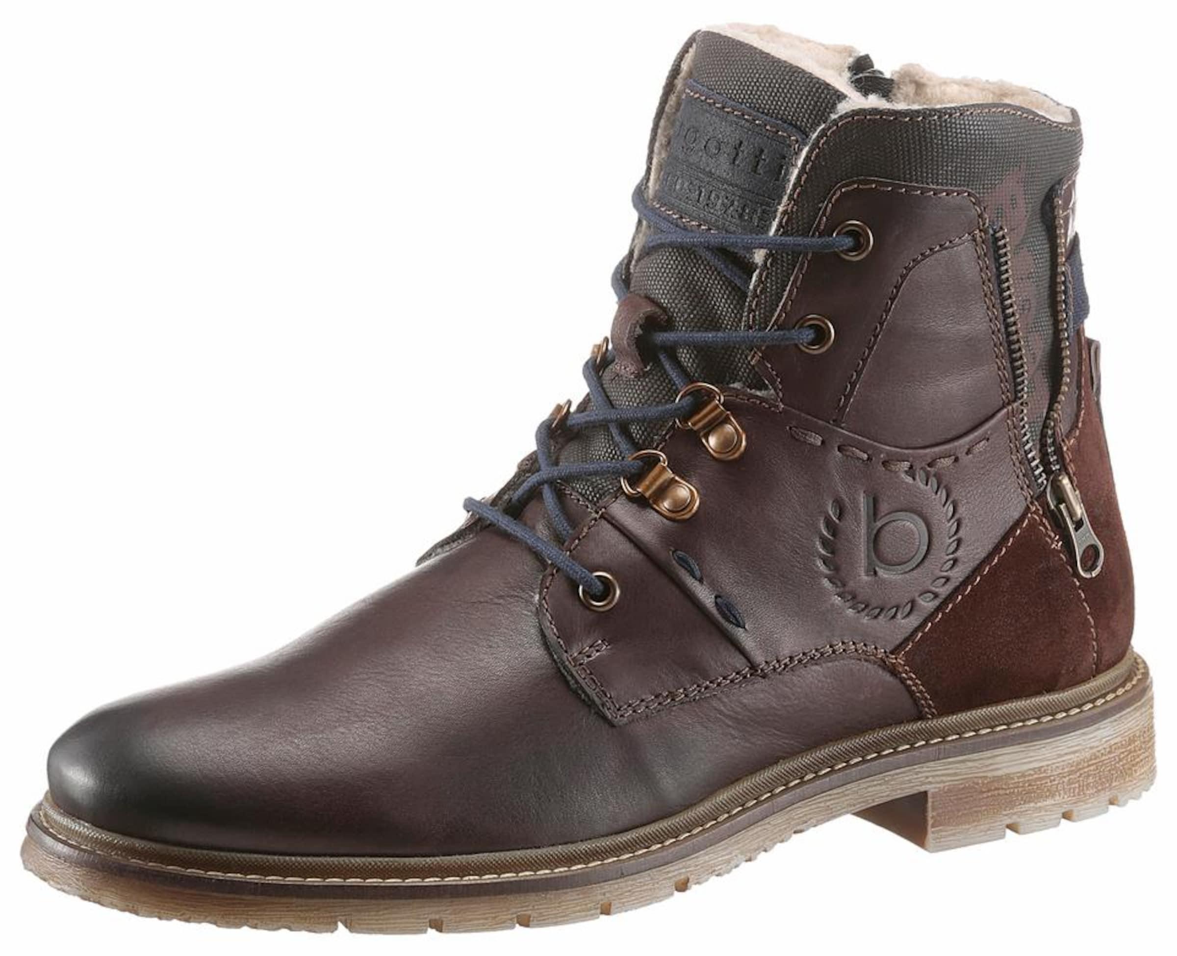 bugatti Winterstiefel Verschleißfeste billige Schuhe Hohe Qualität