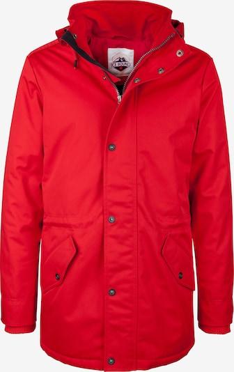 ICEBOUND Winterparka in de kleur Rood, Productweergave