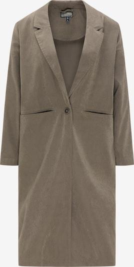 DREIMASTER Manteau d'hiver en greige, Vue avec produit