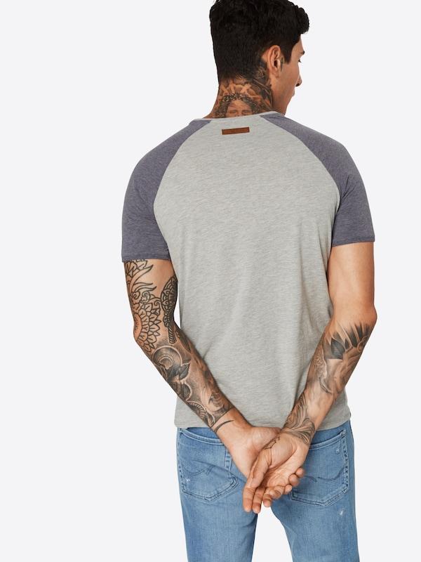 shirt En Naketano T 'dachrinne' GrisViolet qzMSVLpjUG