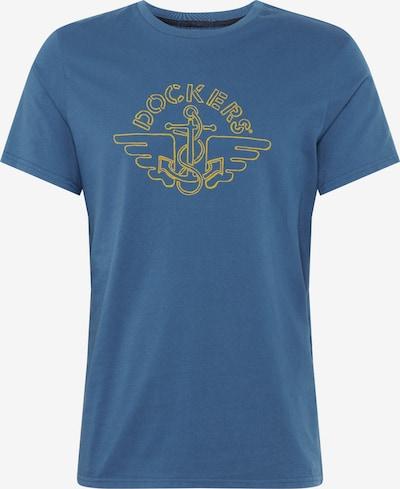 Dockers T-Shirt en bleu foncé, Vue avec produit