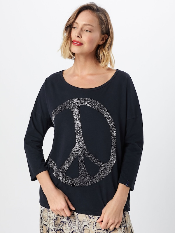 shirt True En 'ls Religion T Noir Peace' N8mnO0vw