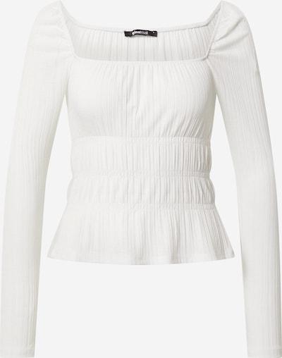 Gina Tricot Shirt 'Anna' in weiß, Produktansicht
