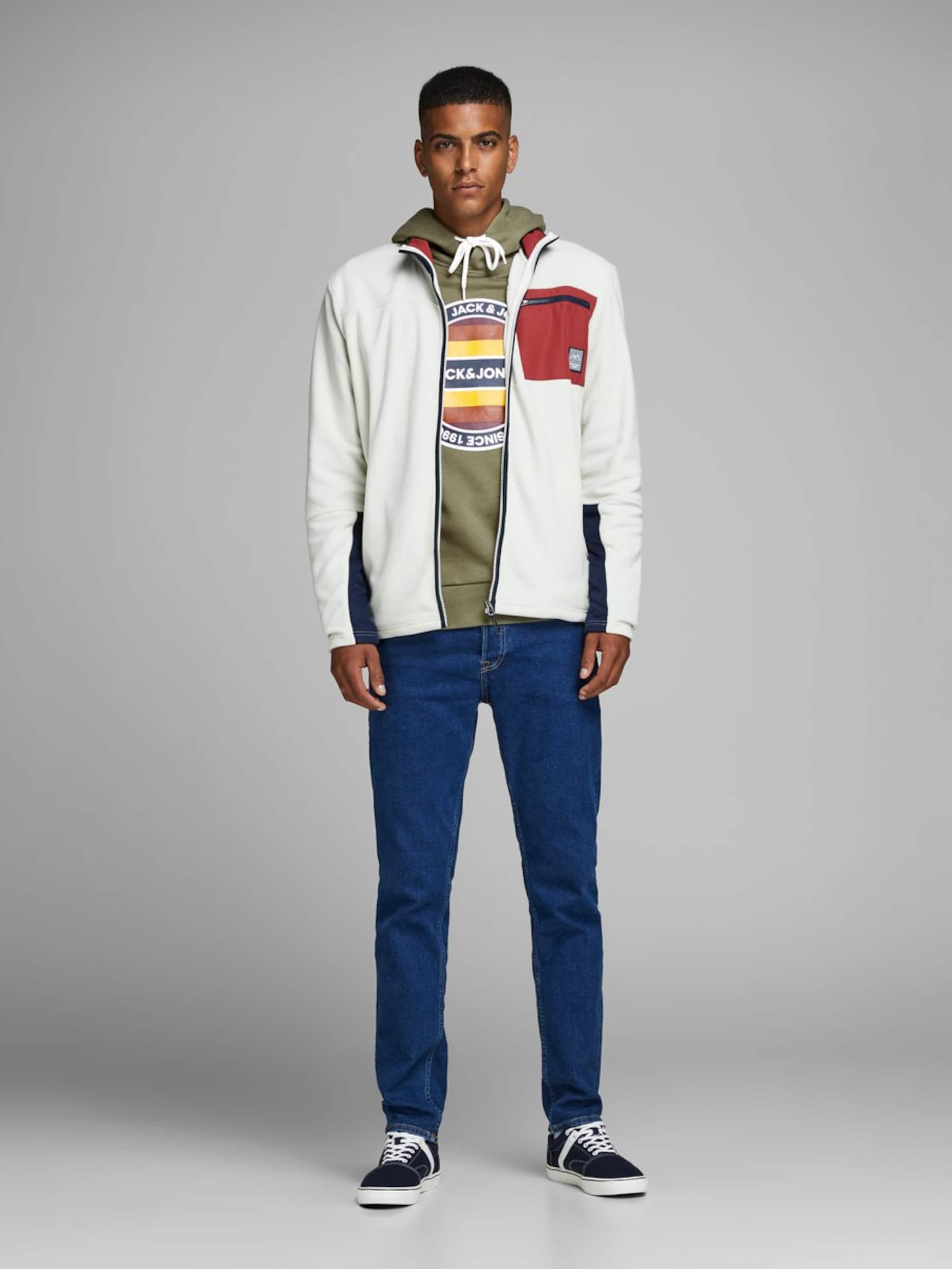 OlivWeiß Jones In In Sweatshirt In Jackamp; Sweatshirt Jackamp; Sweatshirt Jackamp; Jones Jones OlivWeiß PuXiOZTk