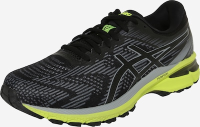 neonsárga / szürke / fekete ASICS Futócipők 'GT-2000 8', Termék nézet