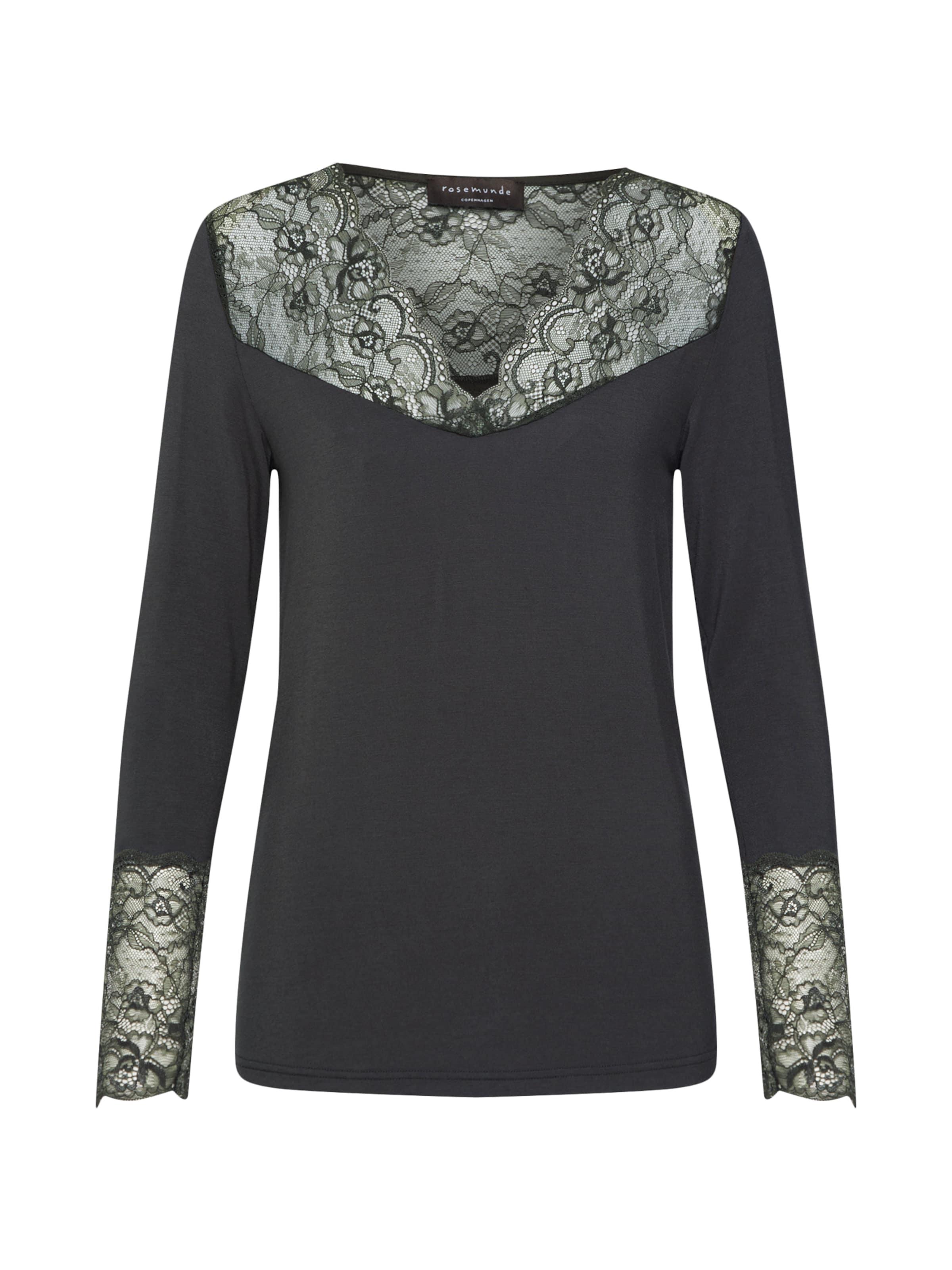 T En shirt En Rosemunde T T VertNoir Rosemunde shirt Rosemunde VertNoir 8v0Nnmw