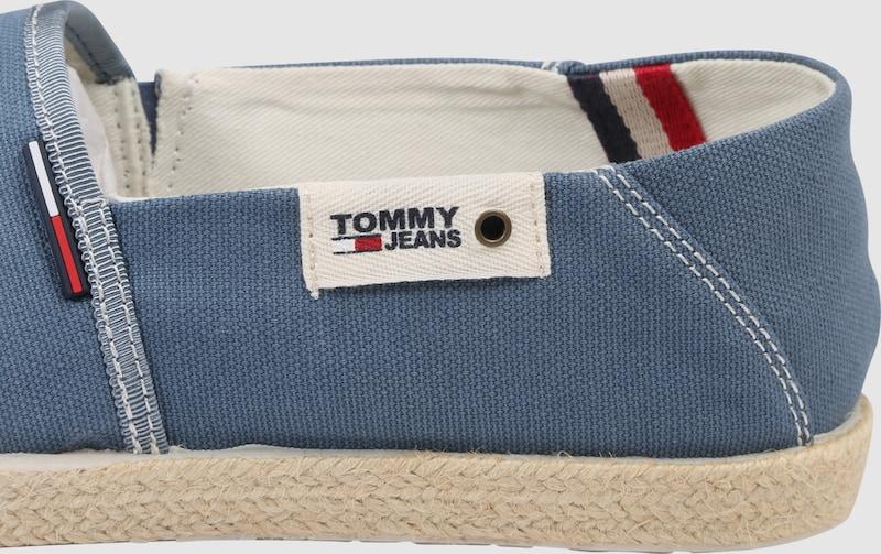 Tommy Jeans Slipper aus aus aus Baumwolle c2fe8a