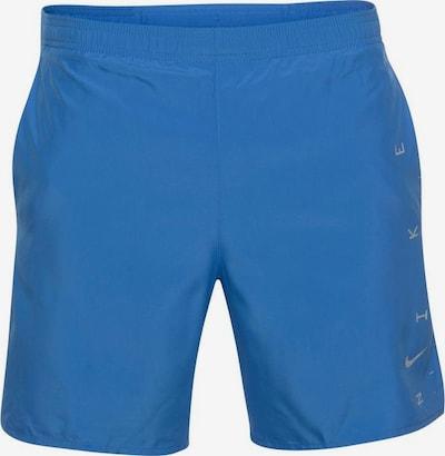 NIKE Sportbroek 'Men's 7' in de kleur Blauw, Productweergave