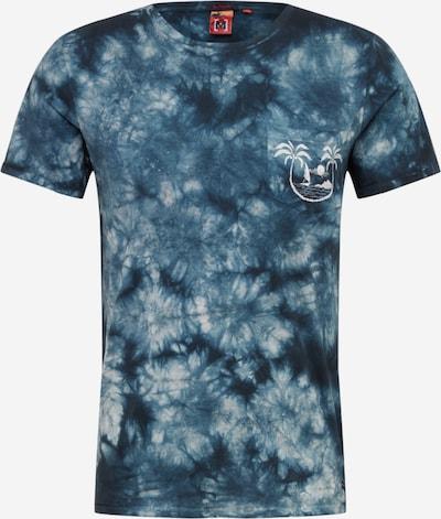 Hailys Men Majica 'Tie Dye' | mornarska barva, Prikaz izdelka