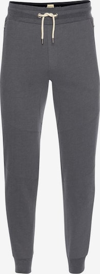 OCEAN SPORTSWEAR Workout Pants in Anthracite, Item view