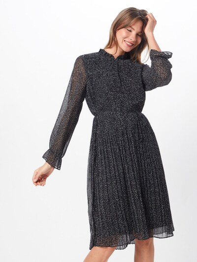 SECOND FEMALE Kleid 'Moons' in schwarz, Modelansicht