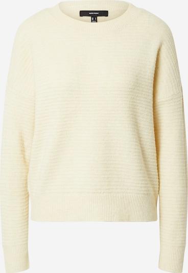 Pulover VERO MODA pe galben pastel: Privire frontală