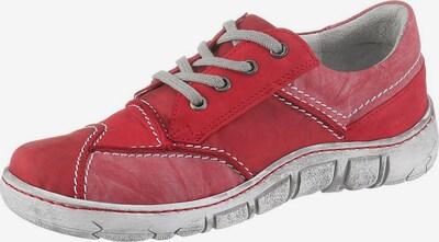 KACPER Schnürer in rot, Produktansicht