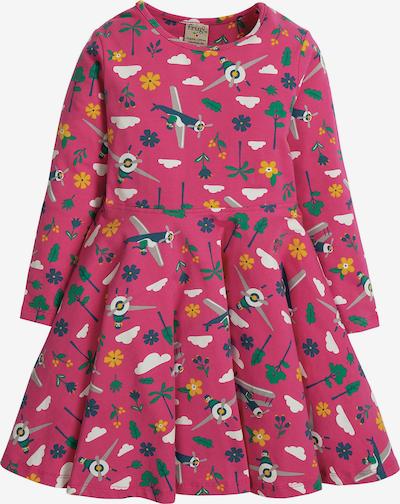 frugi Jerseykleid in rosa, Produktansicht
