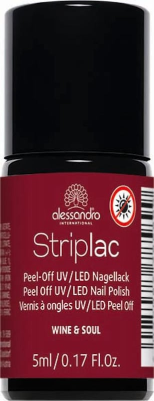alessandro INTERNATIONAL Peel-Off UV/LED Nagellack 'Striplac Ibiza Spirit'