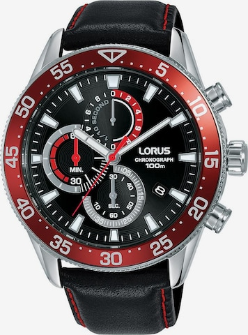 LORUS Chronograph 'RM345FX9' in Rot