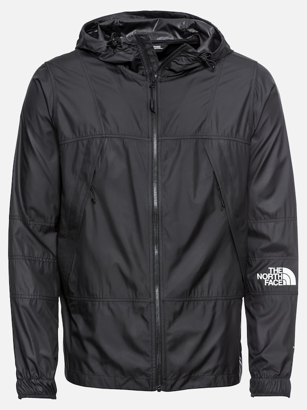 65e9fb8739 THE NORTH FACE Funkcionális dzseki 'Windshell' fekete színben | ABOUT YOU