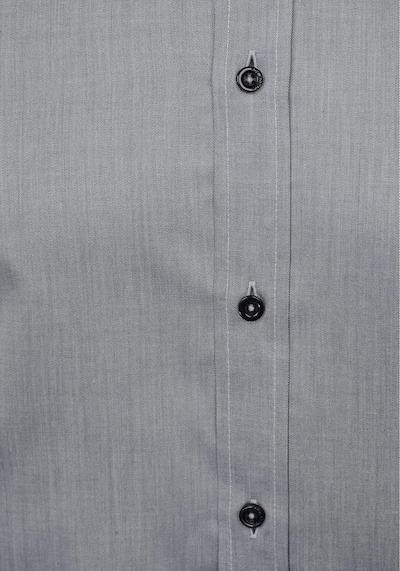 ROY ROBSON Businesshemd in grau, Produktansicht