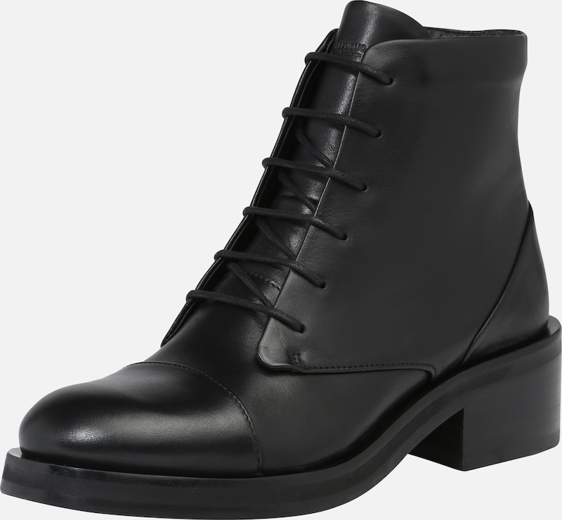 Lacets Republiq Noir 'district Legioner' À Bottines En Royal edorxWCB