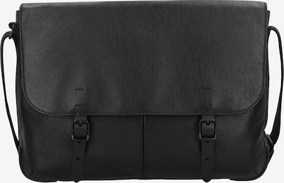 FOSSIL Messenger 'Buckner' in schwarz, Produktansicht