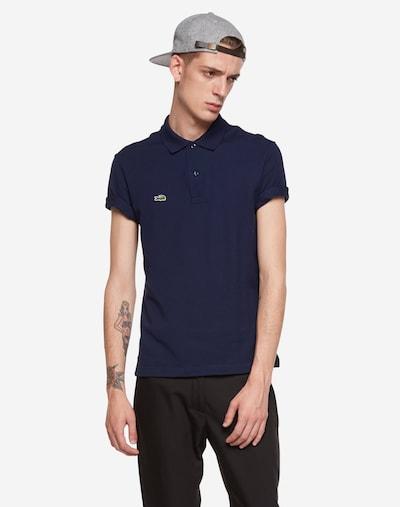 LACOSTE T-Shirt en marine, Vue avec modèle