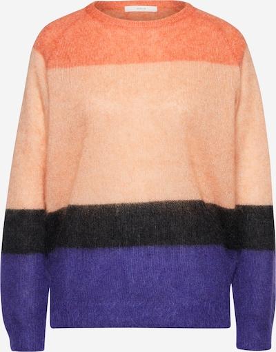 Megztinis 'POSCONSTANCE' iš POSTYR , spalva - tamsiai violetinė / abrikosų spalva, Prekių apžvalga