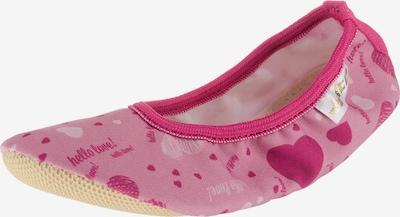 LICO Gymnastikschuhe 'G1' in rosa / dunkelpink, Produktansicht