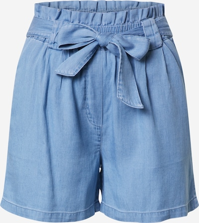 VILA Shorts 'Vibista' in blue denim, Produktansicht