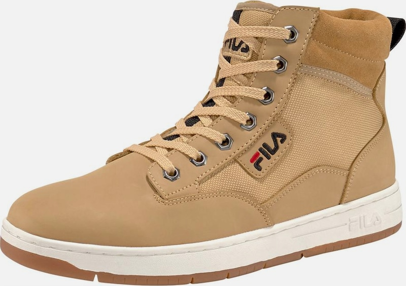 FILA Schnürboots 'Knox Mid M' in schwarz | ABOUT YOU