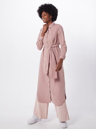 OBJECT Bluse 'OBJBETZY' in pink / rosa, Modelansicht