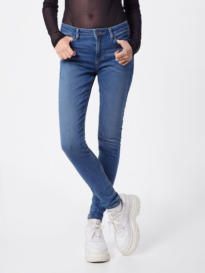 ESPRIT Jeans 'OCS MR SKINNY' in blue denim, Modelansicht