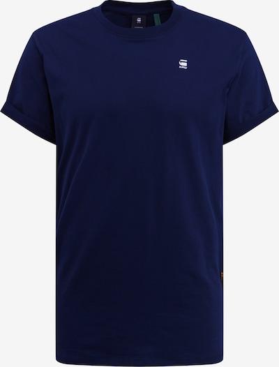 G-Star RAW Majica | temno modra barva, Prikaz izdelka