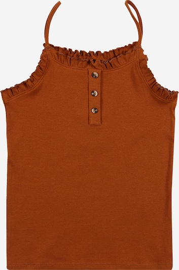 NAME IT Top 'JINKA' in de kleur Cognac, Productweergave