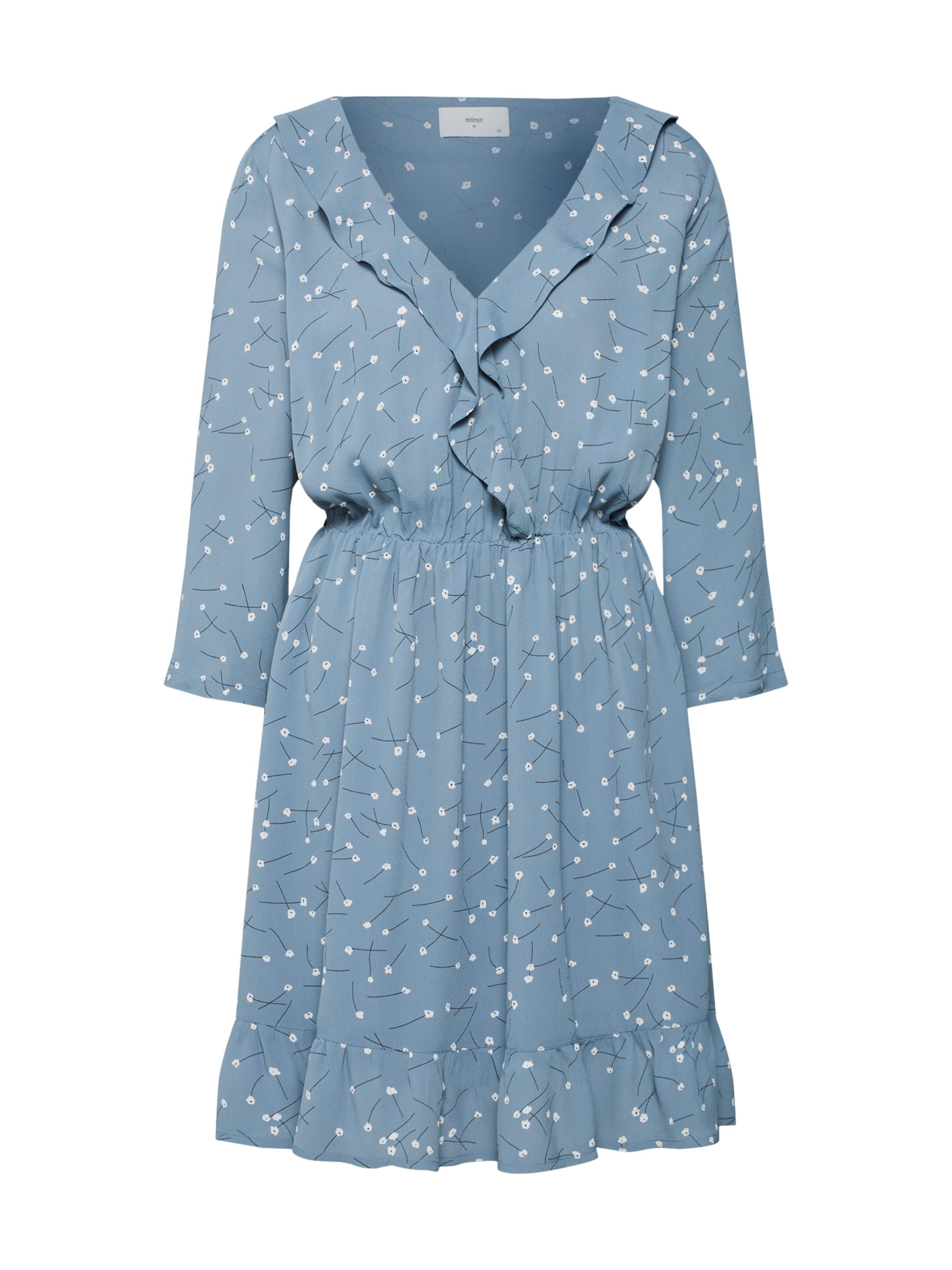 Minimum Kleid Minimum Kleid 'barbel' In Hellblau Minimum Kleid 'barbel' Hellblau In uPkOZXi