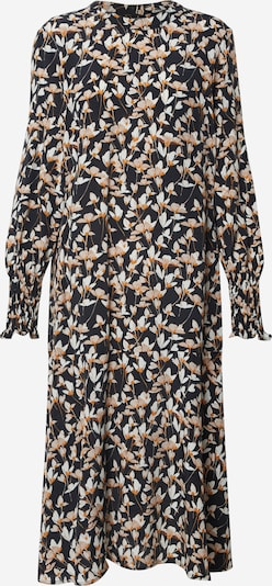 CINQUE Kleid 'EYLEENA' in beige / dunkelgelb / schwarz, Produktansicht