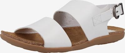 KICKERS Sandale in weiß, Produktansicht
