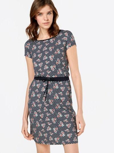 MICHALSKY FOR ABOUT YOU Kleid 'Liza' in blau / mischfarben: Frontalansicht