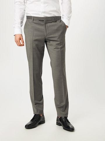Pantalon à plis JOOP! en gris