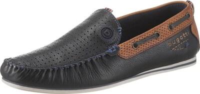 bugatti Slipper 'Cherokee II' in braun / schwarz, Produktansicht
