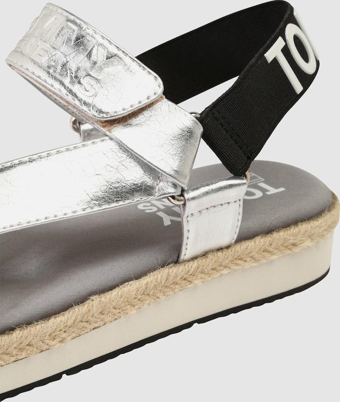 Tommy METBLLIC'--Gutes Jeans | Sandale 'FRESH MODERN METBLLIC'--Gutes Tommy Preis-Leistungs-Verhältnis, es lohnt sich,Sonderangebot-1876 59933b
