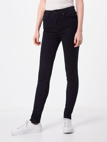 Jeans '721™' de la LEVI'S pe negru