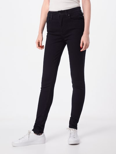 LEVI'S Jeans '721™ High Rise Skinny' in Black, View model