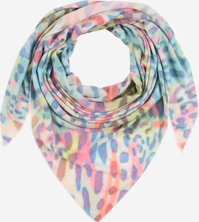 Zwillingsherz Tuch 'Dreieckstuch Multicolor Leo' in mischfarben, Produktansicht