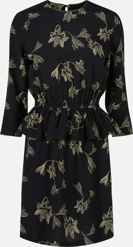 Yas Floral-dress