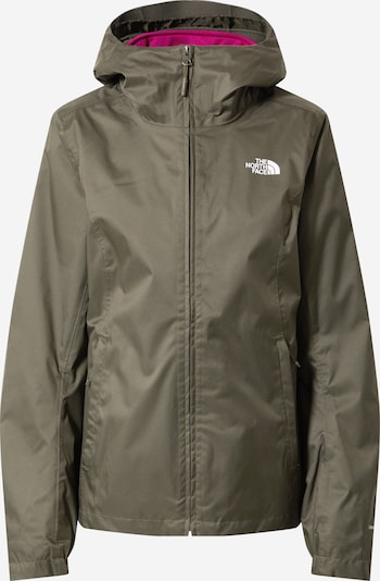 THE NORTH FACE Sportjacke in grün, Produktansicht