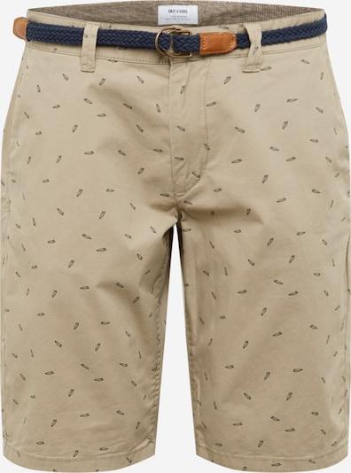 Only & Sons Pantalon chino 'WILL' en beige: Vue de face