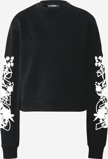 GUESS Majica 'SOREN' | mešane barve / črna barva, Prikaz izdelka