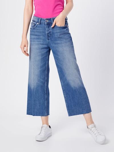 UNITED COLORS OF BENETTON Jeans in hellblau, Modelansicht