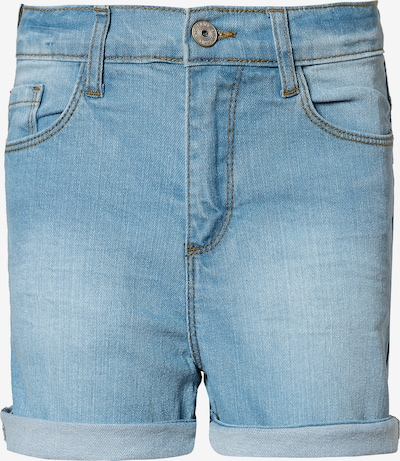 STACCATO Shorts in blue denim, Produktansicht