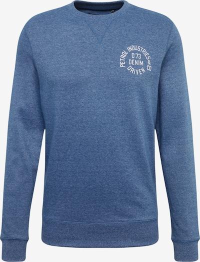 Petrol Industries Sweatshirt in de kleur Blauw, Productweergave